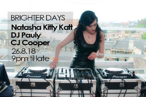 Natasha Kitty Katt Brighter Days