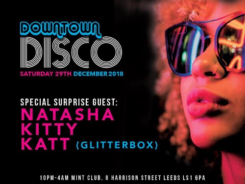 downtown disco events natasha kitty katt