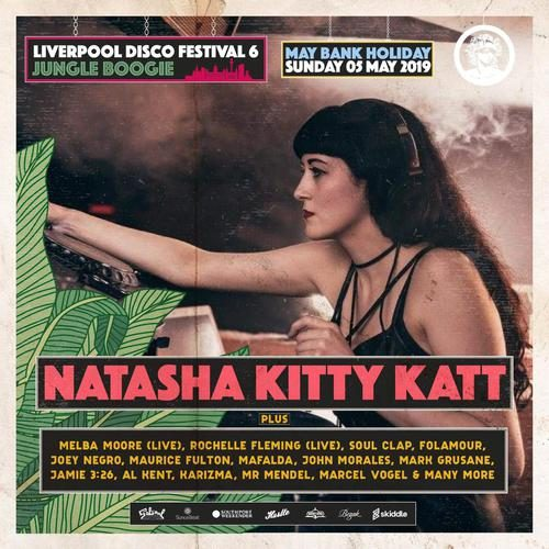 Natasha Kitty Katt - Liverpool Disco Festival