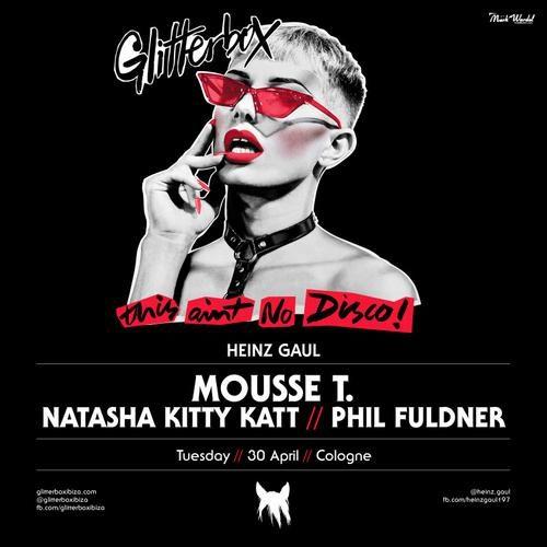 Natasha Kitty Katt - Glitterbox