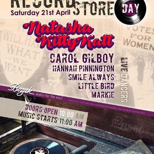 Natasha Kitty Katt - Record Store Day