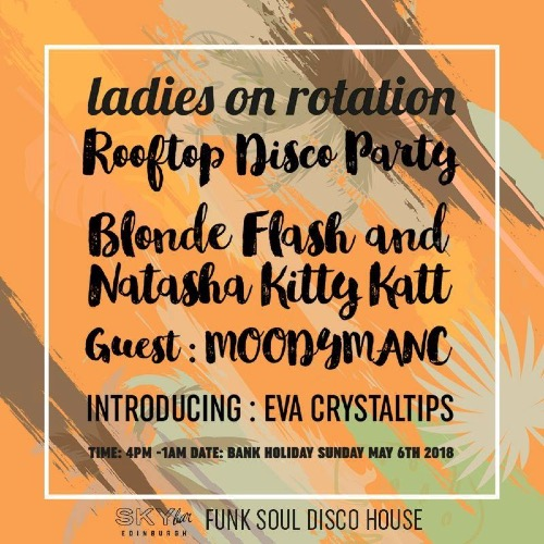 Natasha Kitty Katt - Ladies On Rotation