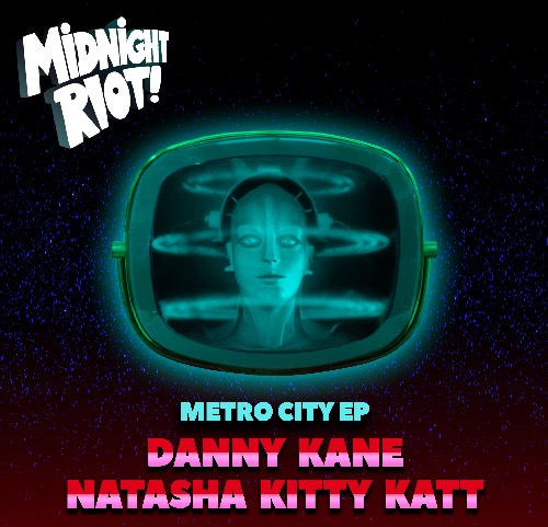 Natasha Kitty Katt Metro City EP