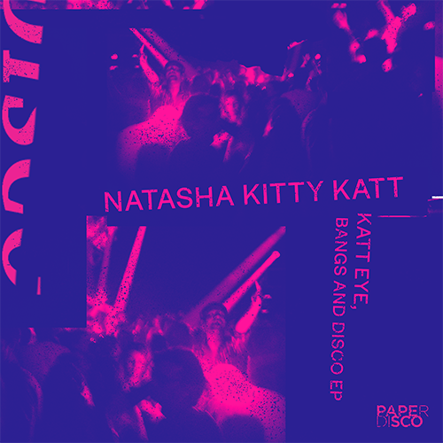 Katt, Eye Bangs & Disco artwork
