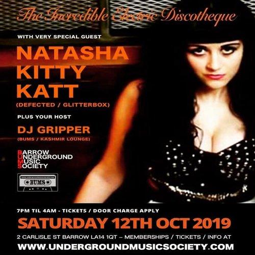 Natasha Kitty Katt