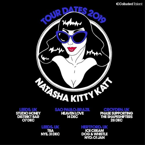 Natasha Kitty Katt Tour
