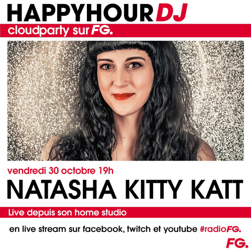 Natasha Kitty Katt - Radio FG