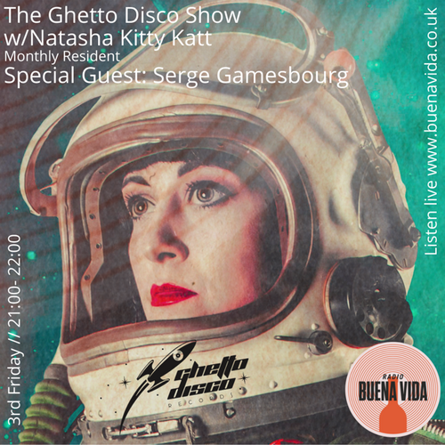 Serge Gamesbourg Ghetto Disco