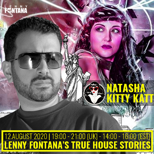 Lenny Fontana & Natasha Kitty Katt Live quadrat_2