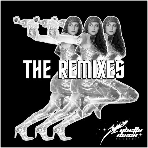 Kosmic Oscillations - The Remixes