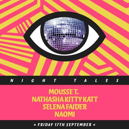 Night Tales Mousse T & Natasha Kitty Katt